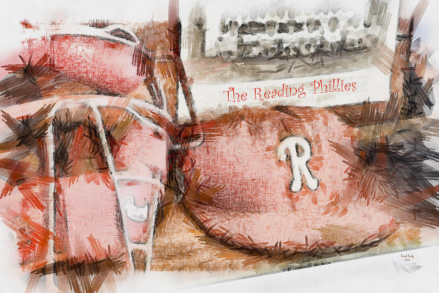 The Reading Phillies Photograph