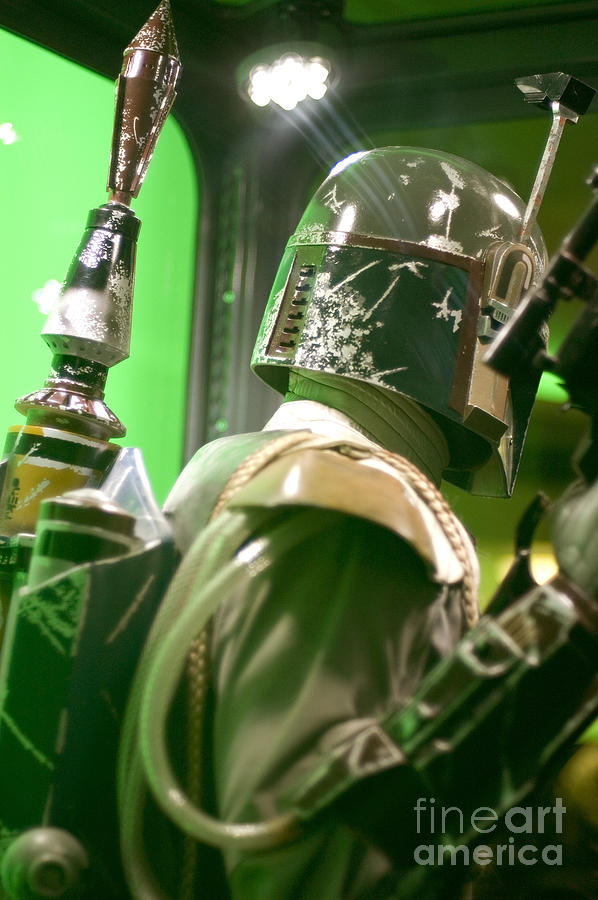 The Real Boba Fett 5 Photograph