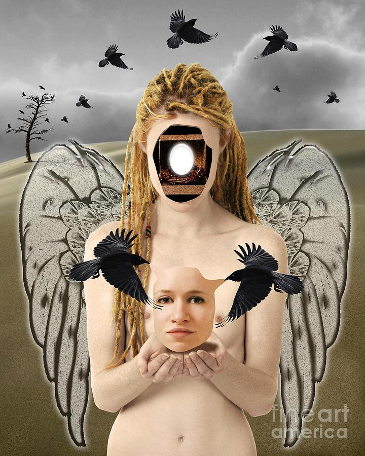 Rebirth Digital Art - The Rebirth by Keith Dillon