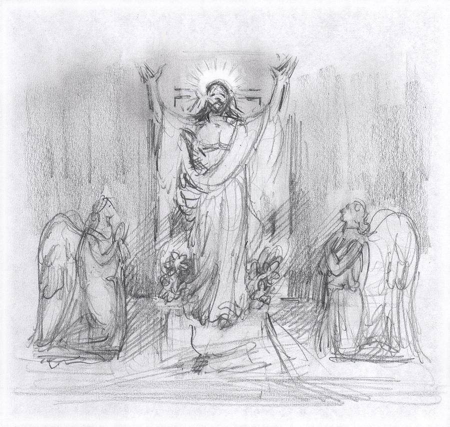 The Resurrection Painting