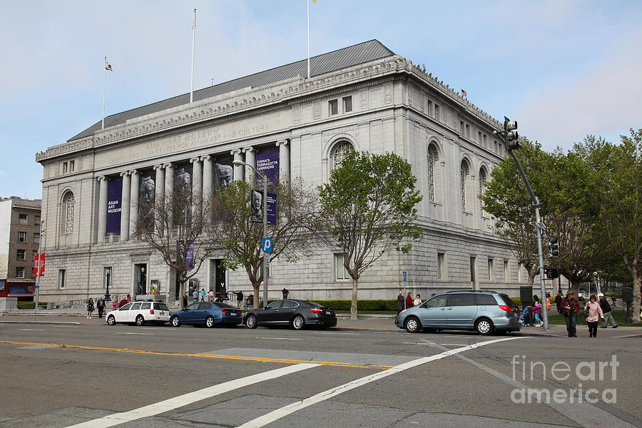 The san francisco asian art museum 5d22606 photograph by for Art san francisco museum