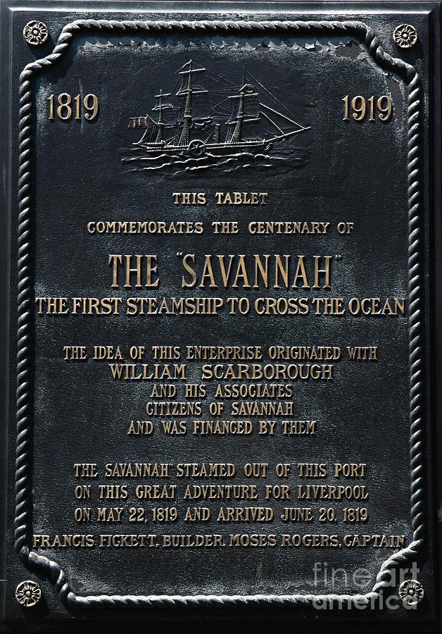 The Savannah Photograph
