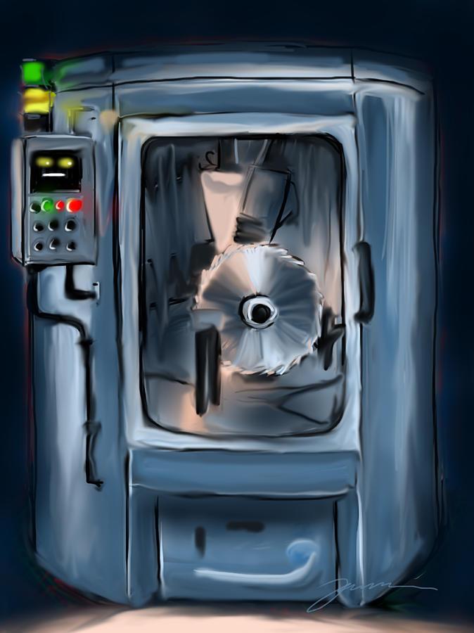 pachenco machine