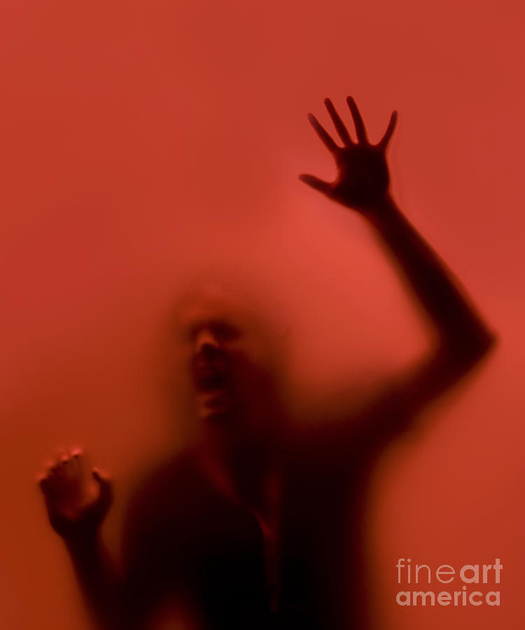 The Scream Photograph