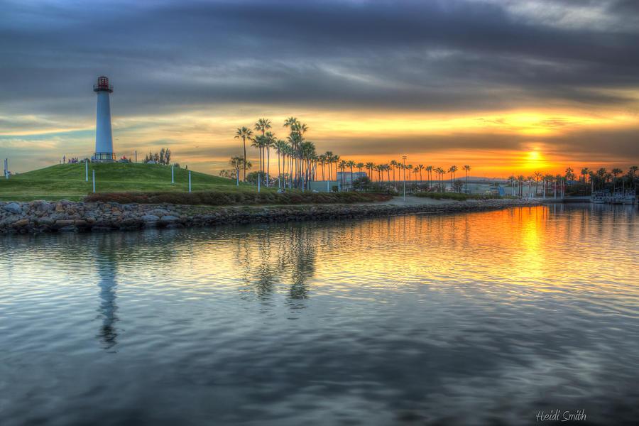 The Sinking Sun Photograph