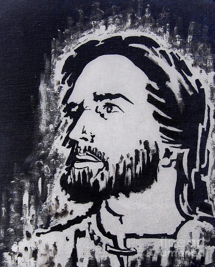 The Son Of God Painting