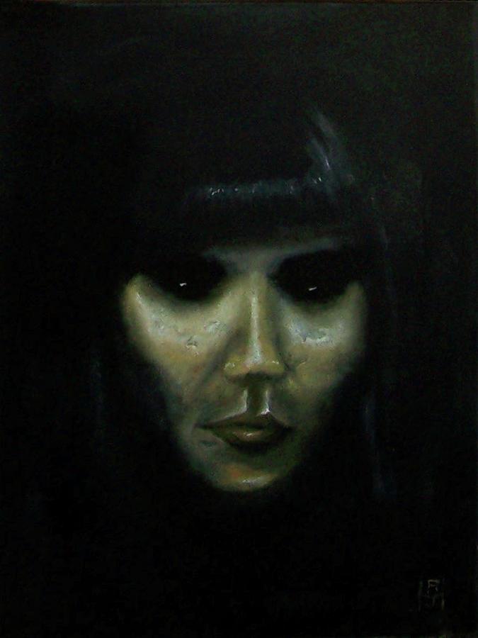 Stalker Painting - The Stalker by John Hodgson