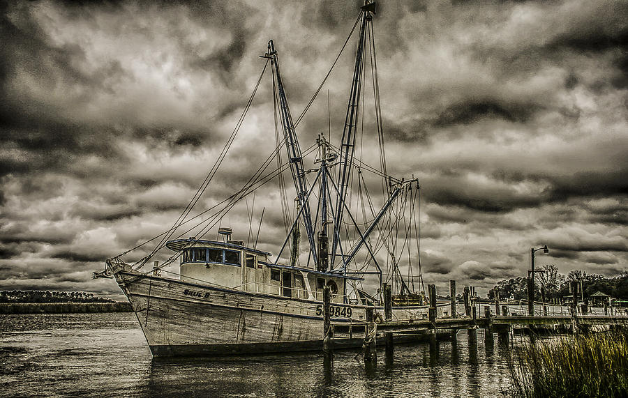 The Storm Photograph  - The Storm Fine Art Print