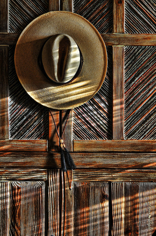 The Straw Hat Photograph