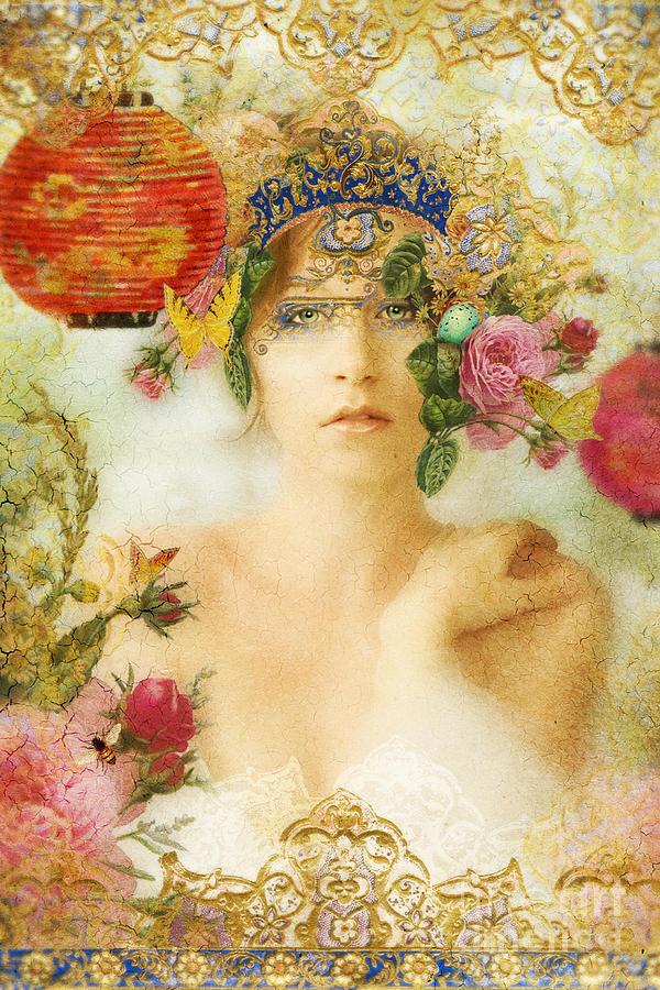 Queen Photograph - The Summer Queen by Aimee Stewart