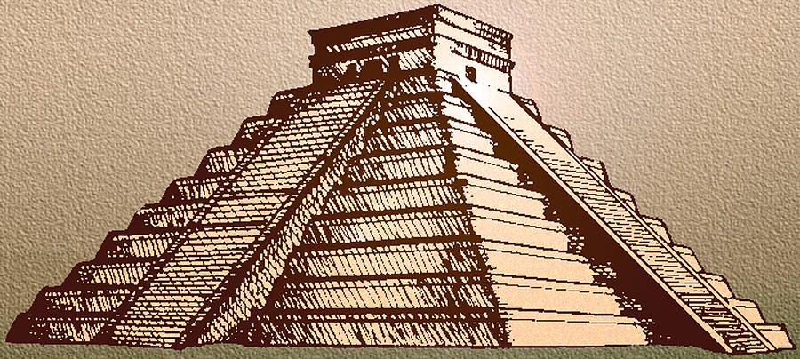 Related Keywords & Suggestions for mayan temple drawings