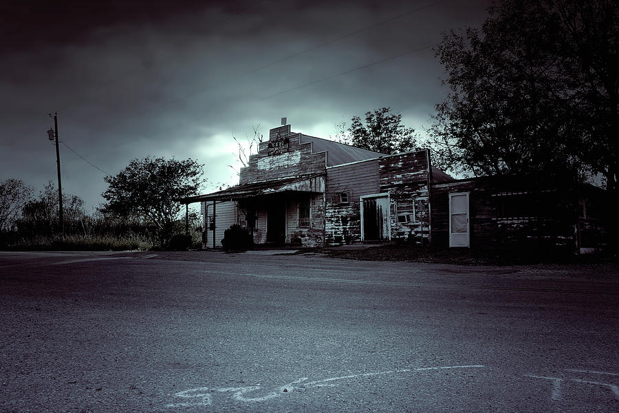 The Texas Chainsaw Massacre - Cele General Store #10  Photograph  - The Texas Chainsaw Massacre - Cele General Store #10  Fine Art Print