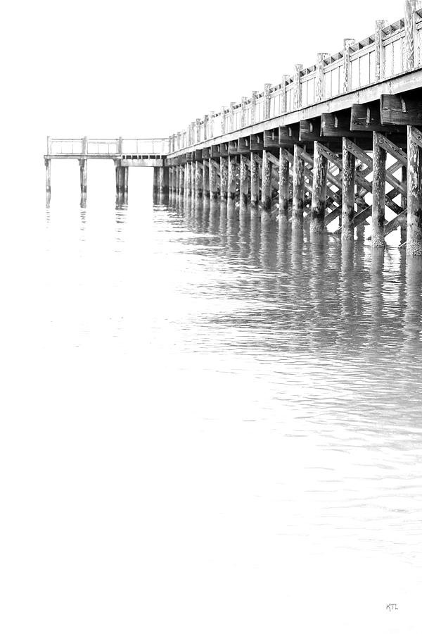 Water Photograph - The Tide by Karol Livote