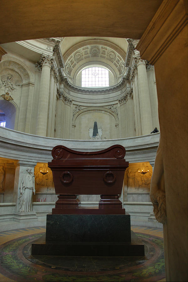 The Tombs At Les Invalides - Paris France - 011330 Photograph
