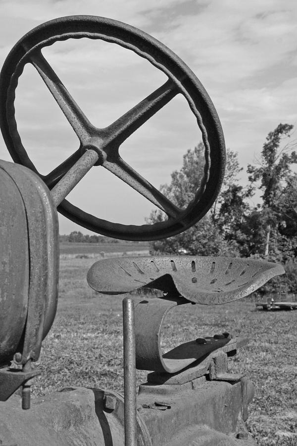 The Tractor Seat Photograph