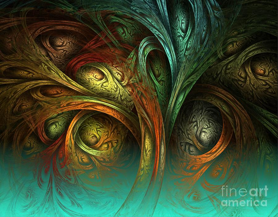 The Tree Of Life Digital Art