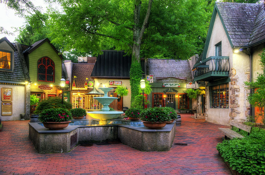 The Village Of Gatlinburg Photograph