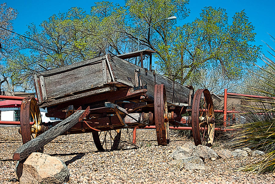 The Wagon Photograph