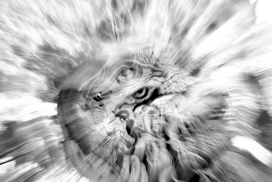 The Warping Eye Photograph