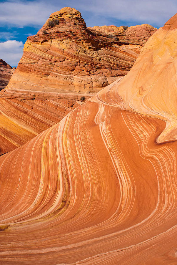 The Wave Coyote Buttes Arizona And Utah Photograph  - The Wave Coyote Buttes Arizona And Utah Fine Art Print