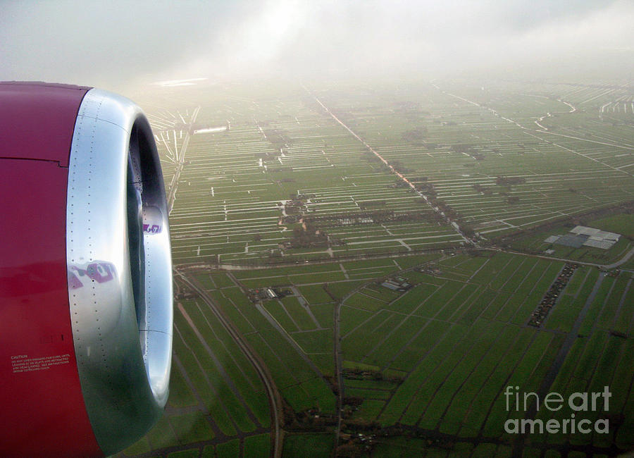 The World From Above. Holland Photograph