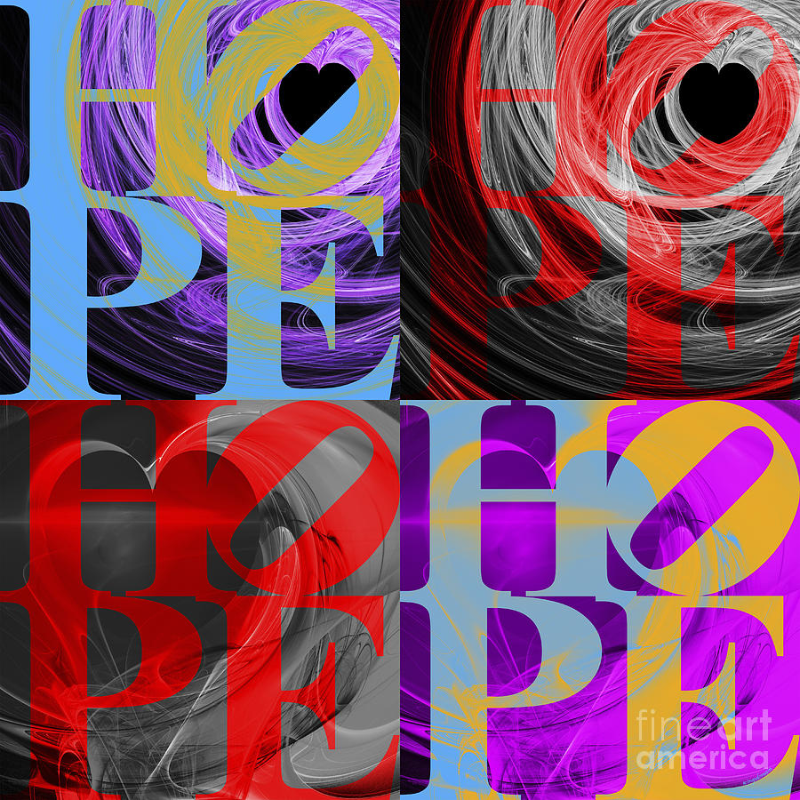 There Is Hope 20130711 Digital Art