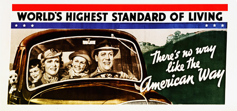 how the economic crisis in the 1920s in america changed americans way of life homelessness in the united states historical overview from the 1950s to the early 1970s, poverty in america (ie usa) fell continuously as the economy was booming and the average income was rising.
