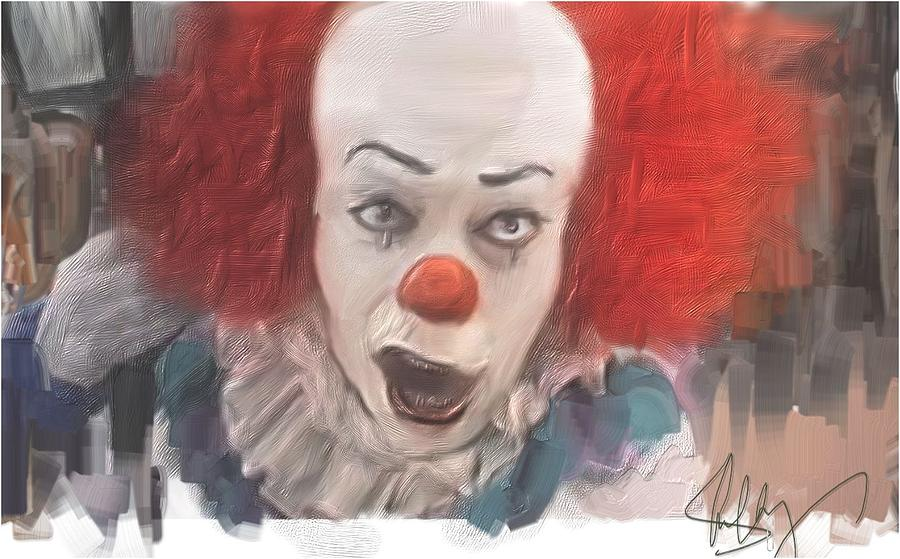 They All Float Digital Art  - They All Float Fine Art Print