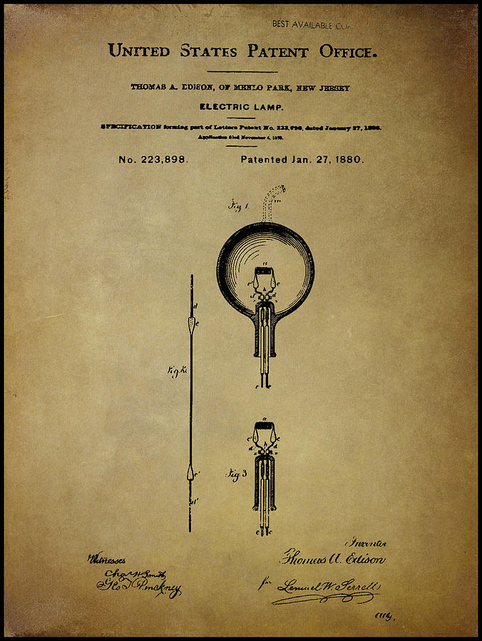 thomas edison and the production of electricity in the cities of america The history of electrification created and sold by thomas edison electric of power in north america is established south.