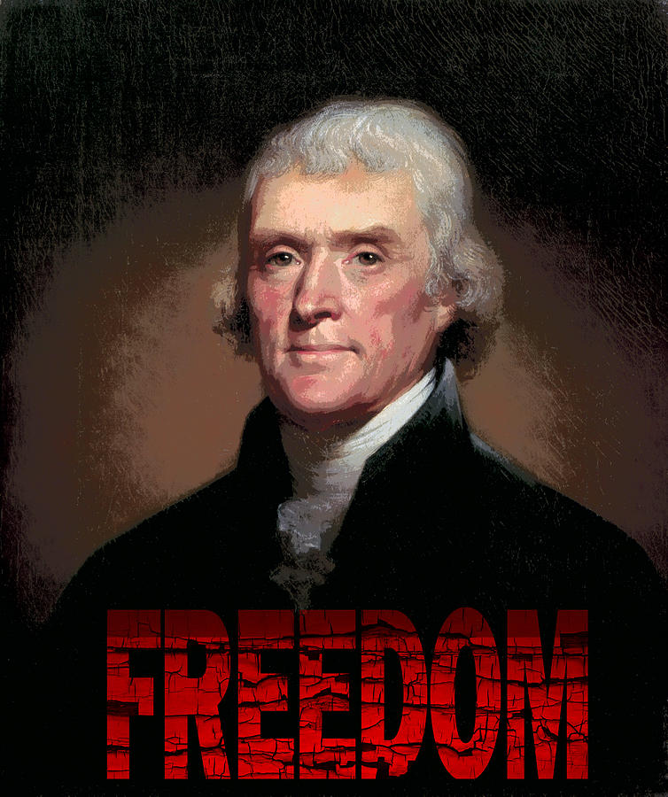 a biography of thomas jefferson the third president of the united states