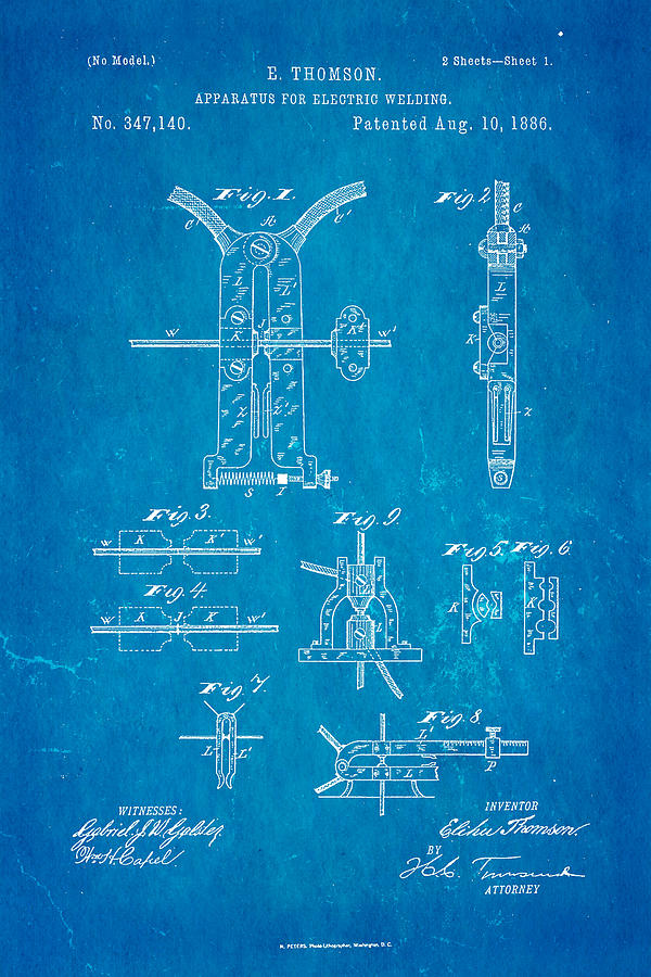 Welding Blueprints
