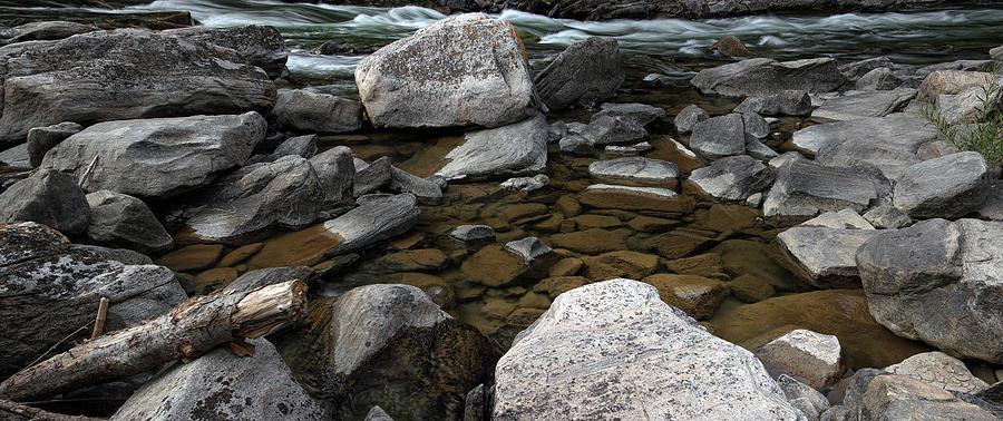 Those Rocks Photograph
