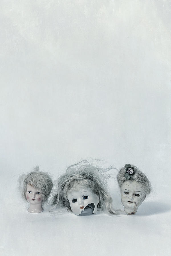Three Heads Photograph  - Three Heads Fine Art Print