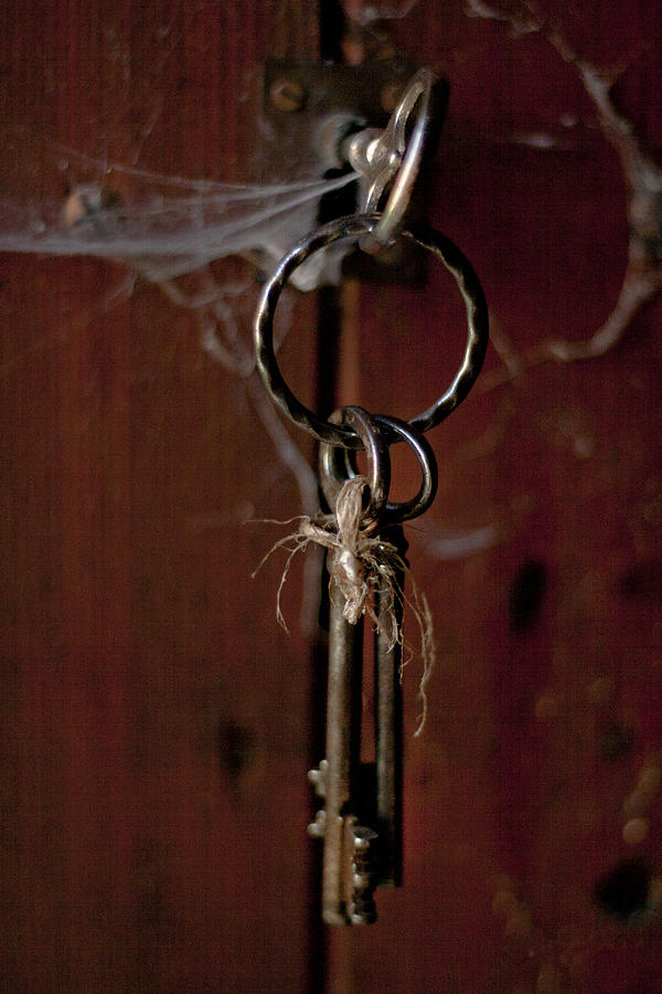 Three Keys Photograph  - Three Keys Fine Art Print