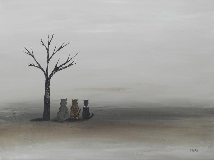 Threes Company Painting