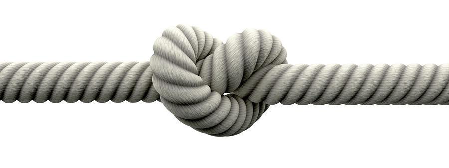 Tie The Knot Digital Art