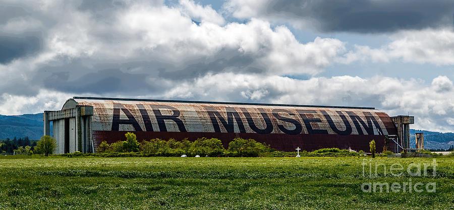 Tillamook Air Museum Photograph