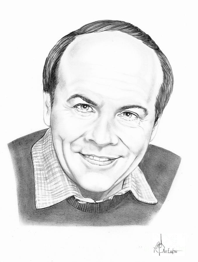 Tim Conway Drawing