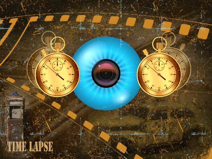 Time Lapse Digital Art