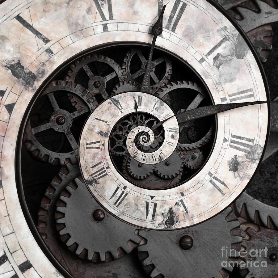 Time spiral photograph by oscar gutierrez