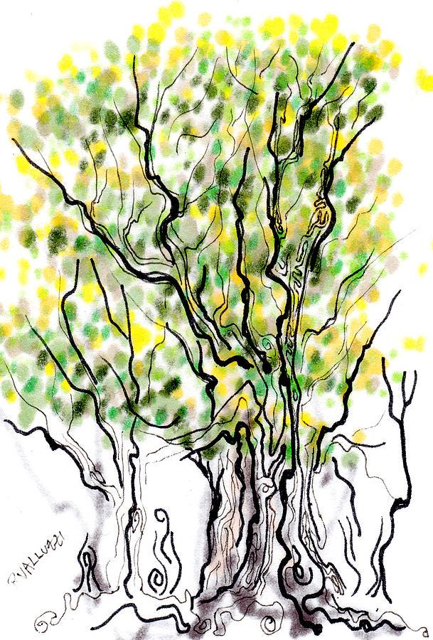 Tiny Treeish Notions Drawing