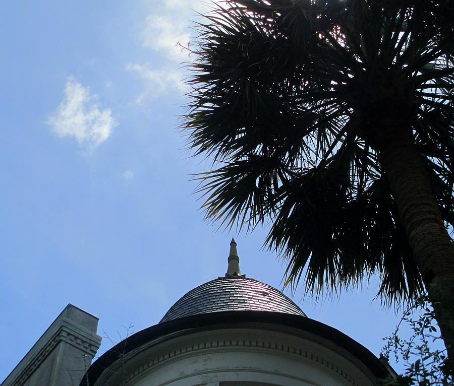 Charleston Photograph - Tip Top 2 Meeting Street by Randall Weidner