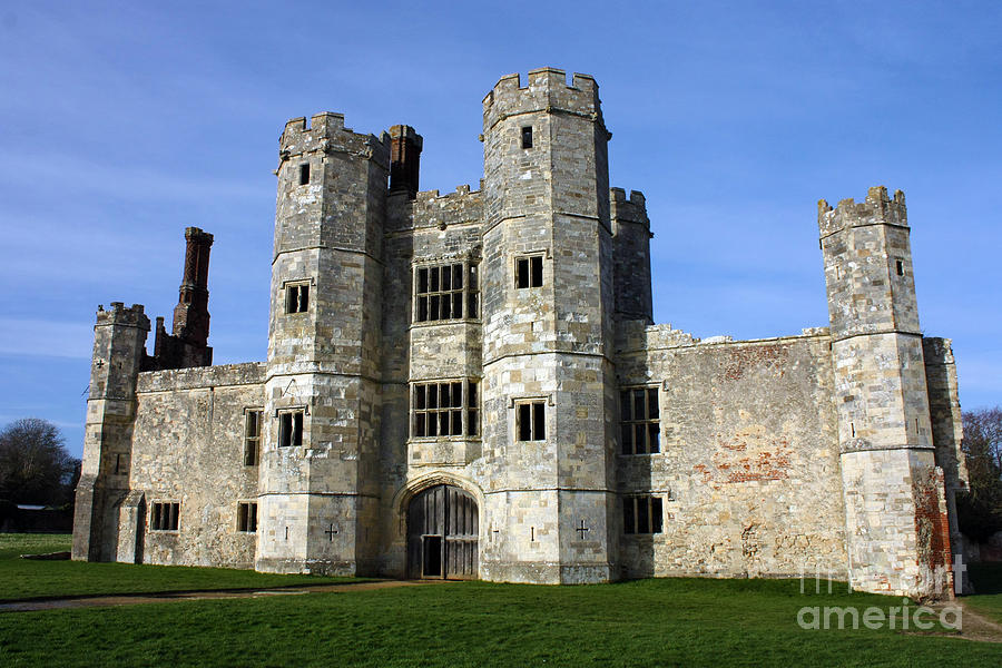 Titchfield Abbey Hampshire Photograph  - Titchfield Abbey Hampshire Fine Art Print