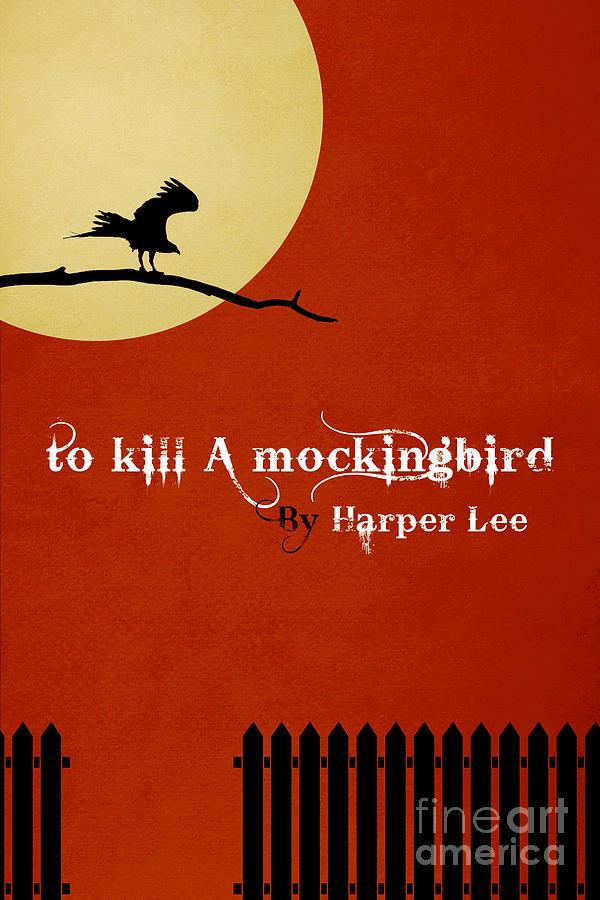 To Kill A Mockingbird Book Cover Movie Poster Art 2