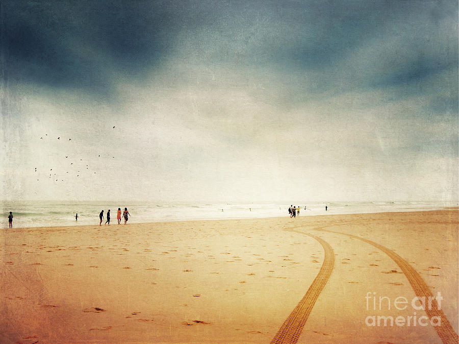 To The Ocean Photograph  - To The Ocean Fine Art Print