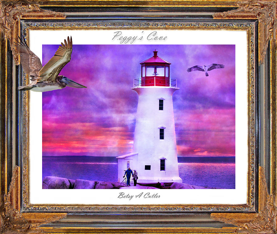 Together Digital Art  - Together Fine Art Print