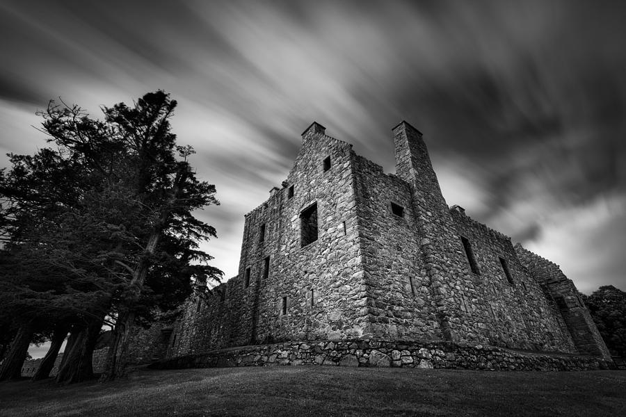 Tolquhon Castle Photograph