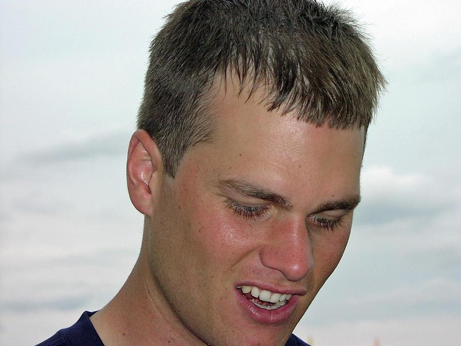 Tom Brady Photograph