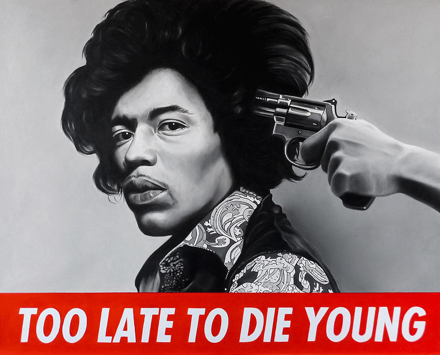 Arte Too Young To Die