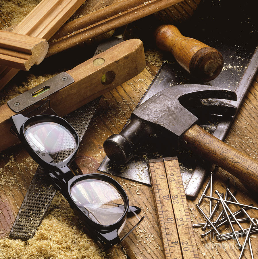 Tools Photograph